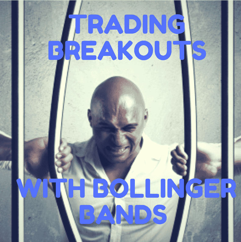 Day trading technique using bollinger bands