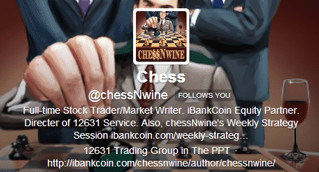 Chess n Wine Twitter