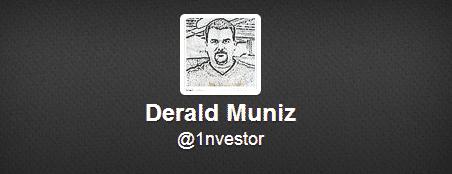 Derald Muniz Twitter