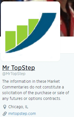 Mr Top Step Twitter