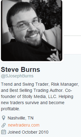 Trading options with steve